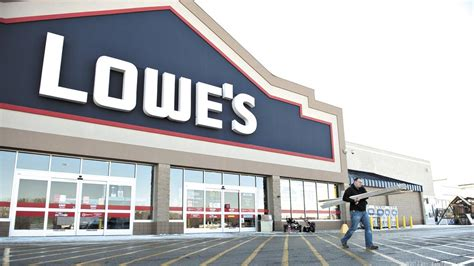 lowe s cos inc cuts some store based delivery