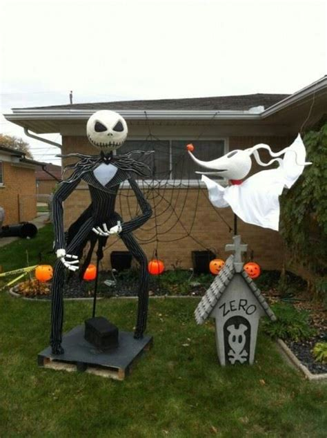 great halloween decorations nightmare before christmas