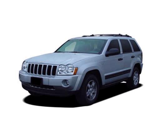 2007 Grand Jeep Laredo 2007 Jeep Grand Laredo 4dr 4 215 2 Jeep Specs