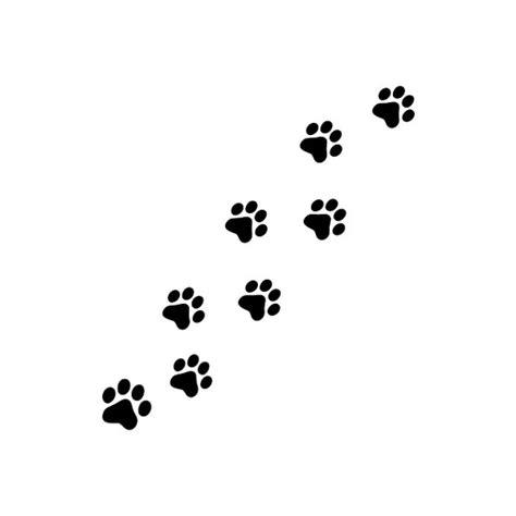 tattoo cat prints paw print tattoo clipart best