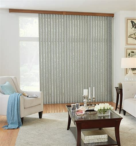 Fabric Vertical Blinds For Patio Door by Bali Fabric Vertical Blinds Blindsgalore