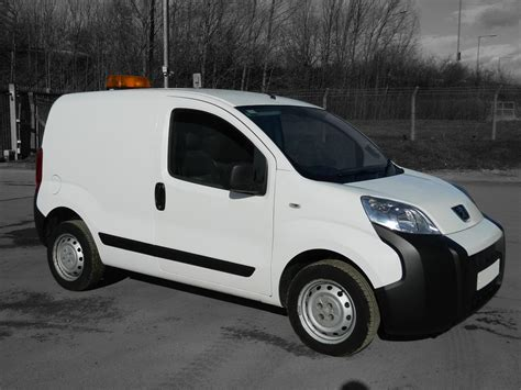 peugeot bipper van peugeot bipper for sale used 2 seat small commercial van