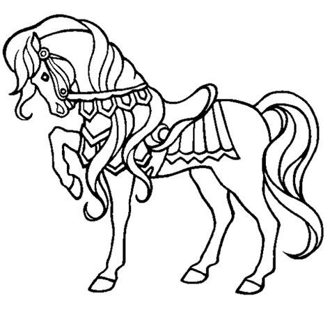 dibujos para colorear de caballos dibujos para colorear de caballos plantillas para
