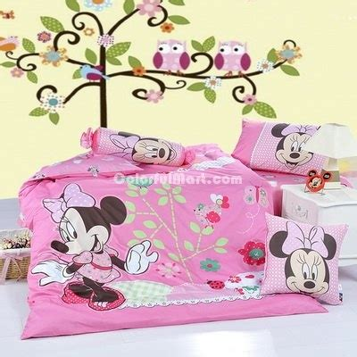 minnie mouse pink style2 disney bedding sets 99 99