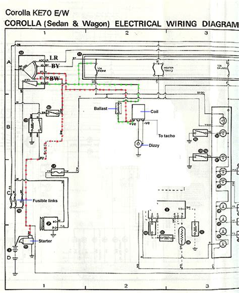 4age alternator wiring diagram wiring diagram