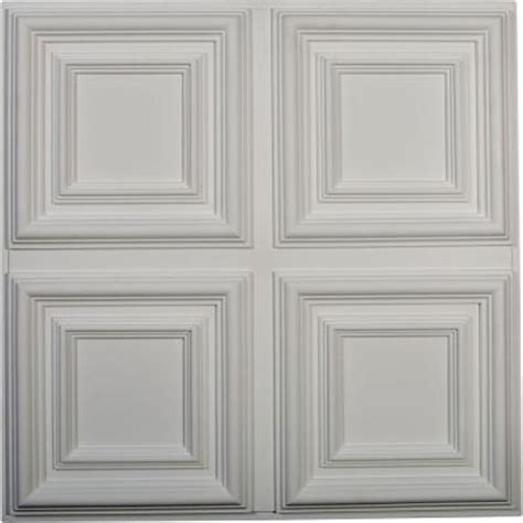 ekena millwork 23 3 4 in quatro square ceiling medallion