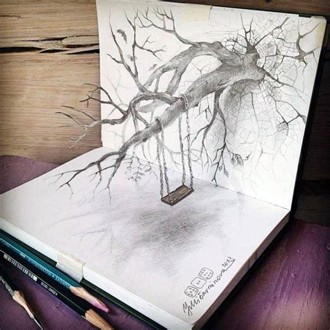 3d Drawing by 33 Of The Best 3d Pencil Drawings Bored Panda