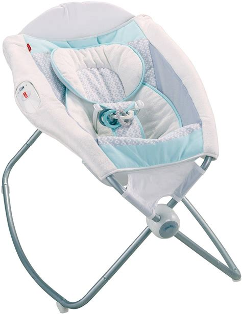 Fisher Price Sleeper Rocker by Fisher Price Moonlight Meadow Deluxe Newborn