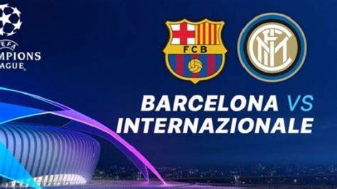 hasil liga champions tadi malam gol kilat inter milan