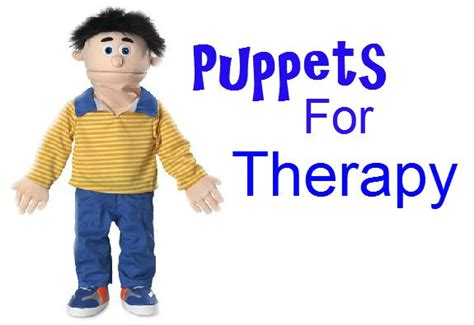 essential puppets for therapy