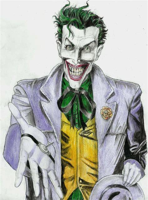 imagenes the joker comic the joker batman fan art 18873280 fanpop