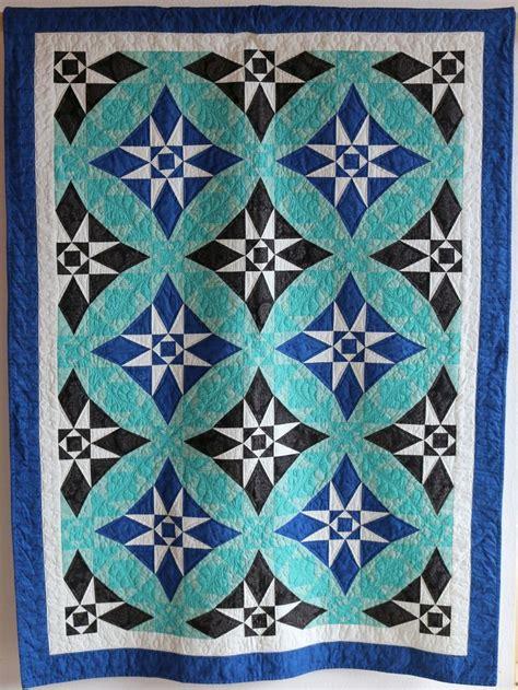 quilt pattern evening star abendsterne evening star by sibylle schauer patchwork