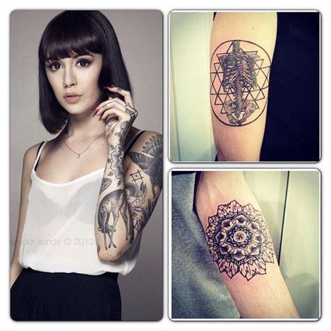 hannah snowdon piercings amp tattoos pinterest