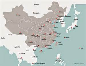 map cities only china map printable free printable maps