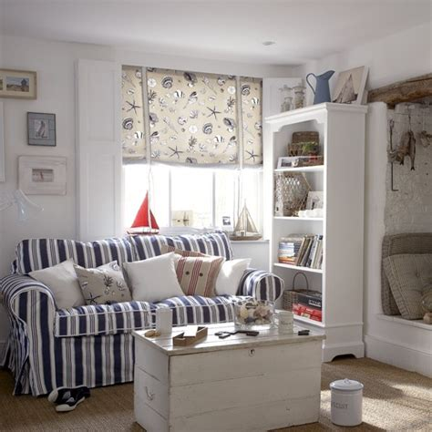 nautical themed living room seaside living room housetohome co uk