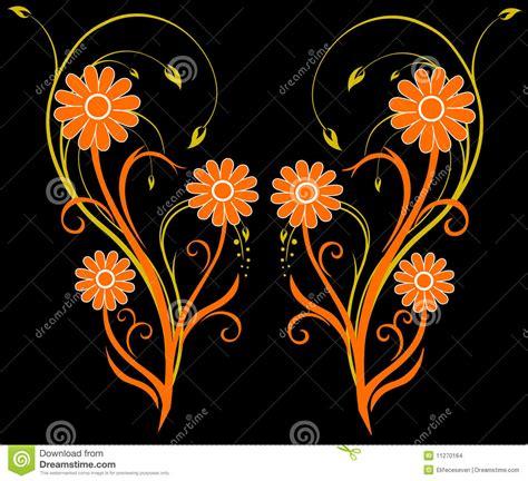 orientali fiori fiore orientale immagini stock immagine 11270164