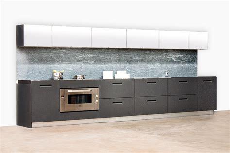 parete cucina cucina moderna a parete cucina grigio brera