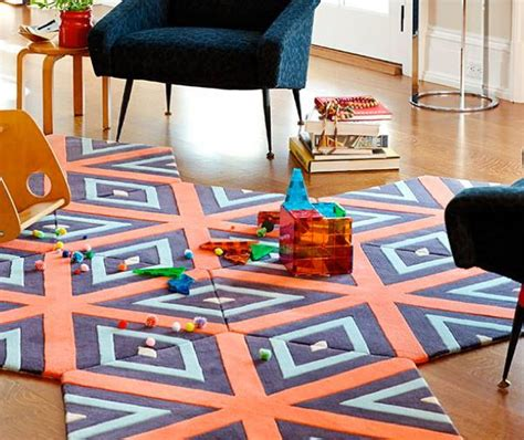 tappeti componibili per bambini kinderground il tappeto componibile per giocare design