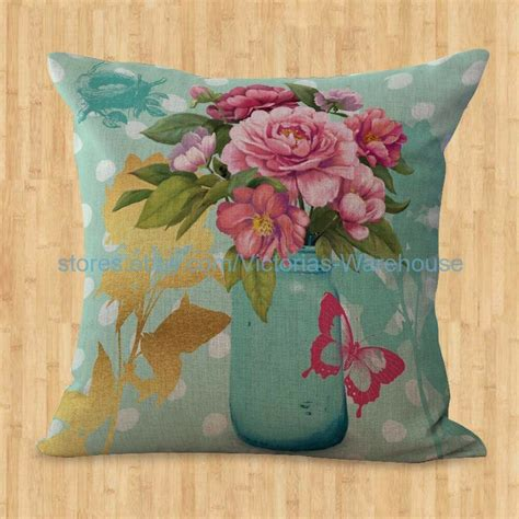 cheap throw pillow covers us seller cheap outdoor throw pillows vintage floral