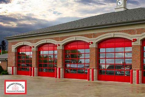Wagners Garage by St Louis Aluminum Commercial Garage Doors Aluminum