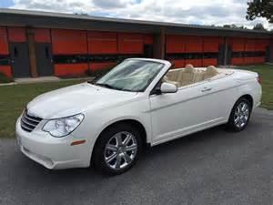 Seabreeze Chrysler File Chrysler Sebring Convertible Third Generation Js