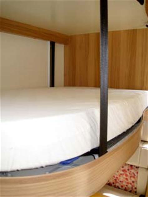 drop down bed first look at the all new bailey approach autograph range caravan guard