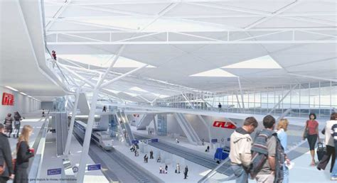 design contest for rail stations makeover new trade fair park train station luxembourg kirchberg