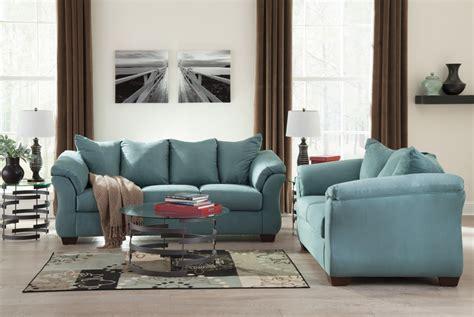 Darcy Sky Sofa Loveseat 75006 35 38 Living Room Living Room Furniture Columbus Ohio