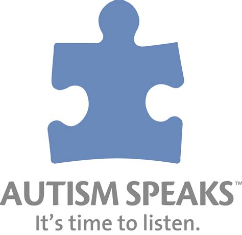 Autism Outline by Autism Speaks Puzzle Image Clipart Best