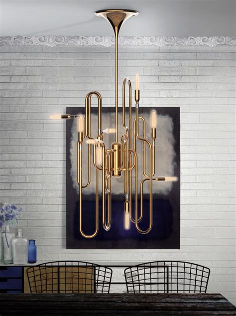 mid century modern chandelier mid century modern brass chandeliers for a hospitality