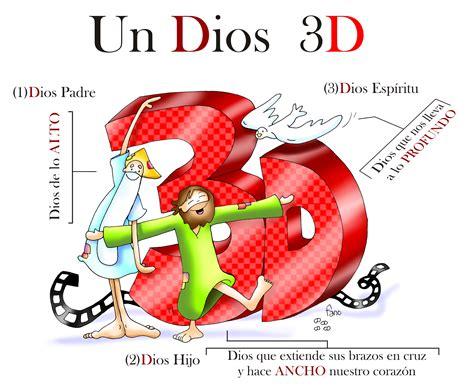 imagenes de dios en 3d kamiano 187 la trinidad en 3d