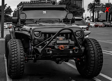 Rubicon Jeep Modified Custom Jeep Wrangler Unlimited Rubicon Jk C Obsidian