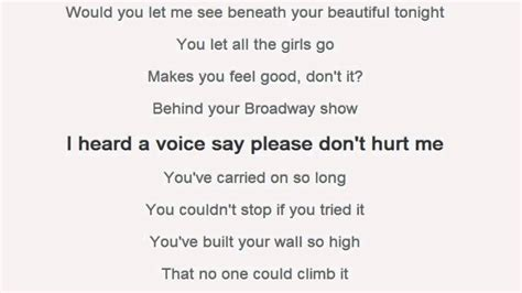 beautiful lyrics labrinth feat emeli sande beneath your beautiful