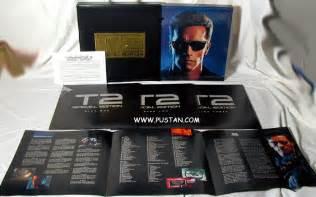 Laser Disc Terminator 2 pustan t2 terminator 2 laserdisc box ld judgment day