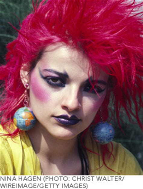 80s rock n roll makeup rebel routine rock n roll beauty can work for you