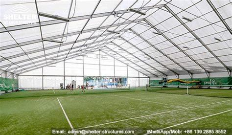 insulated sport structures for indoor football soccer