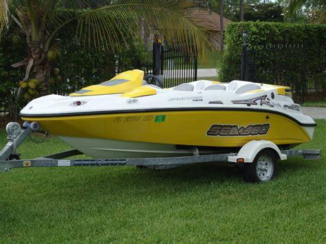 sea doo sportster jet boat for sale sea doo sportster 4tec 2003 for sale for 100 boats from