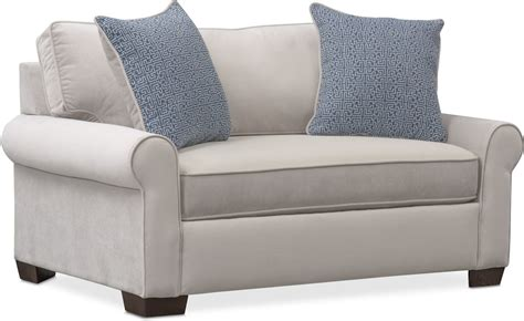 Sleeper Chairs memory foam sleeper chair and a half gray