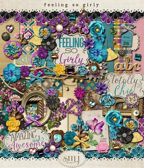 Products To Make You Feel Girly by Feeling So Girly Shabby Miss Jenn Designs