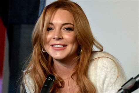 Lindsay Lohan Mystery Grows by Lindsay Lohan Gets Cosy With Mystery Radioandmusic