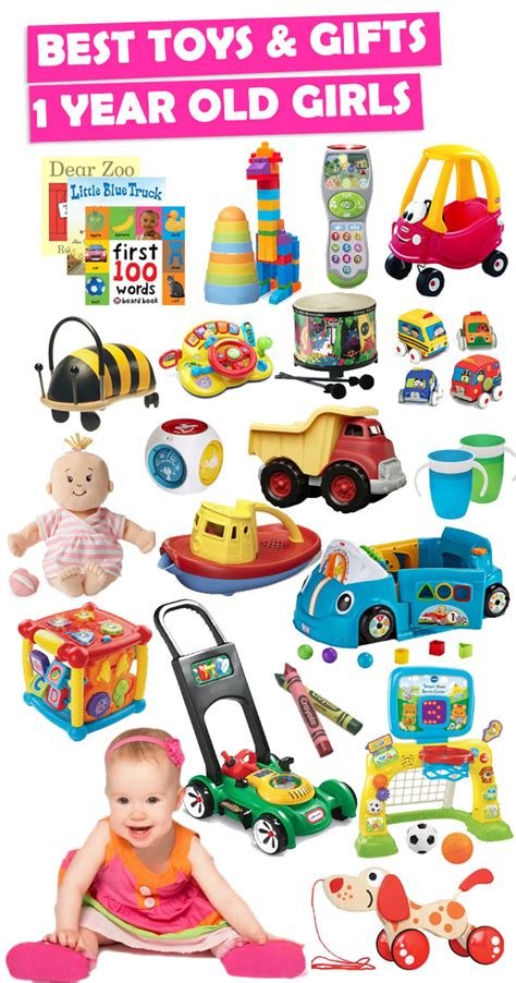 best gifts and toys for 1 year old girls toy buzz