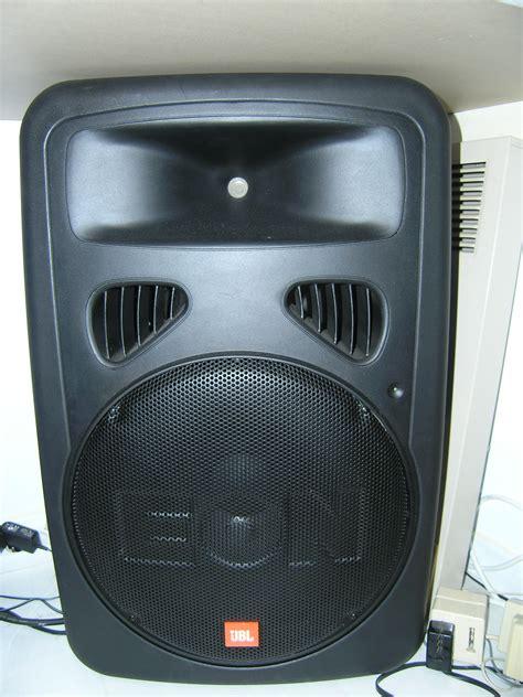Speaker Jbl Eon 15 jbl eon 15 g2 image 368241 audiofanzine