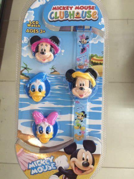Piyama Anak Donald Duck jual jam tangan anak wanita cewek murah disney mickey