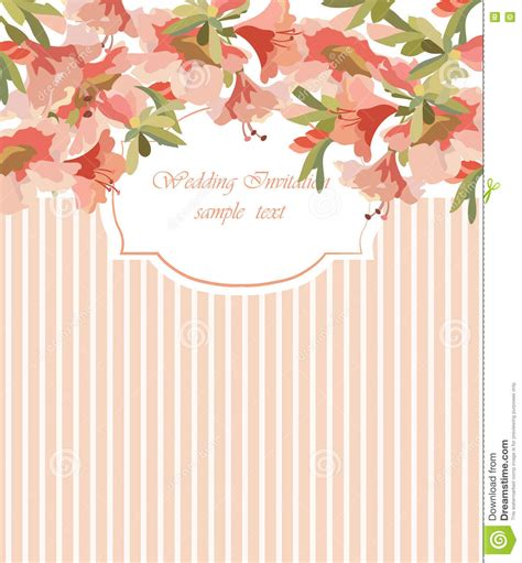 vector flower frame label cartoon vector cartoondealer
