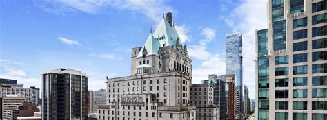 running room downtown vancouver reserve a room now at fairmont downtown vancouver