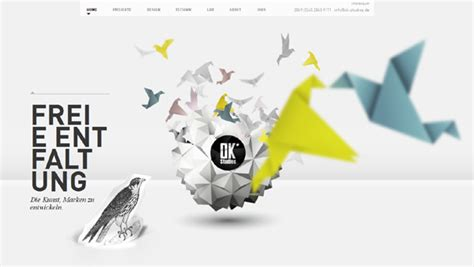 Best Origami Websites - top 10 websites inspired by the of origami
