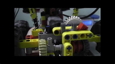 lego rc tutorial lego rc 4x4 truck youtube