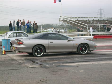 2000 Chevrolet Camaro Z28 1/4 mile Drag Racing timeslip