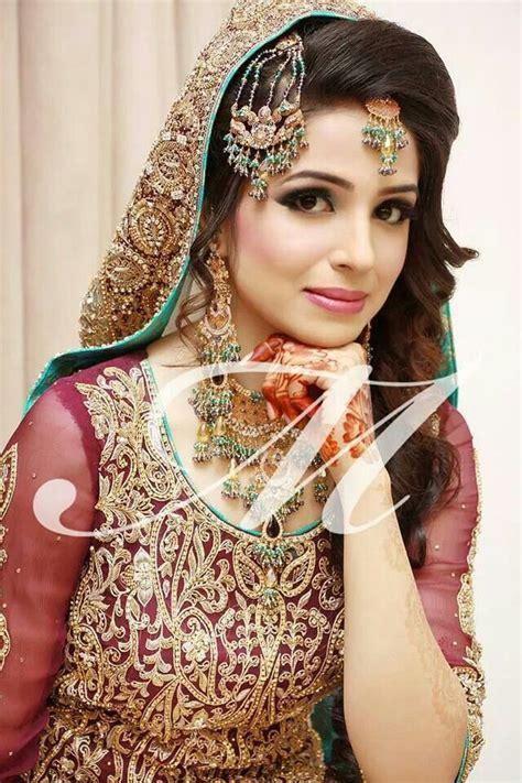billywood hair dressing pakistani wedding bride pakistani brides brides