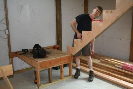 How To Build Interior Stairs With A Landing by 1000 Images About Interior Renovation On